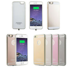QI Standard Wireless Charging Receiver Case Cover For Apple iPhone 6 / 6s / Plus