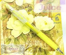1 pc Pilot  LJU-10EF-PY Juice PASTEL color ball point pen 0.5 PASTEL YELLOW ink