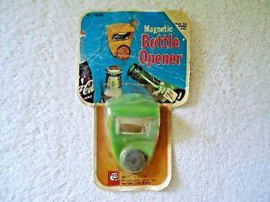 """Vintage """" NOS """" 1979 Kitchen King # 385BL Magnetic Bottle Opener """" GREAT ITEM """""""