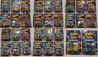 ToyBiz STEEL SERIES PICK & CHOOSE: X-Men, Spider-Man, Iron Man, Fantastic Four