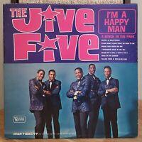 The Jive Five 1965 United Artists Records Mono Pressing Vinyl LP Soul
