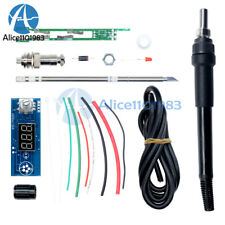 Soldering Iron Station Temperature Controller Digital Kits For Hakko T12 Handle