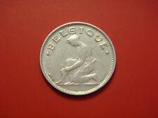 Belgium 50 Centimes, 1928