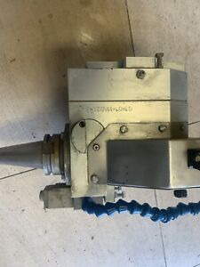 4 axis cnc milling machine And Gear Boxes Transmition