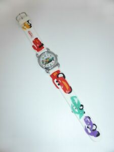 Disney Cars Children's Watch with New Battery