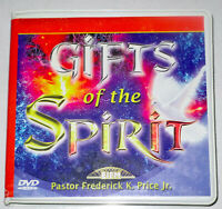 FREDERICK K. PRICE JR. GIFTS OF THE SPIRIT DVD 3-DISC SET - 2010, EIFM - VG