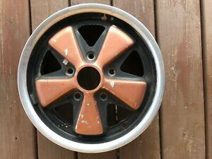 Porsche 911 FUCHS Wheel 5.5x15 90136101204 felgen 901 Fuchsfelgen 1968 7.68