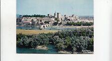 BF24515 avignon panorama sur la ville des papes  france  front/back image