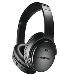 Bose QuietComfort 35 Series II Wireless Headphones Noise Cancelling Alexa Black