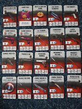 Zombicide - Custom Pimp Card Set 4 - 20 x Cards Modern