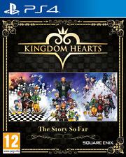 Kingdom Hearts: la historia por ahora PS4