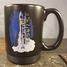 Atlas-Centaur Rocket Launch Cape Canaveral Nasa Rubberized Bottom Coffee Mug Cup