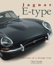 Jaguar E-Type (Series 1 2 3 I II III 3.8 4.2 5.3 V12 Coupe Roadster) Buch book E