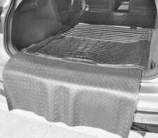 Boot liner load mat or bumper protector VW Volkswagen Tiguan 16+ natural rubber