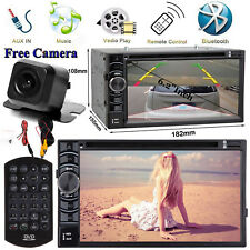 For CHRYSLER JEEP DODGE Car CD DVD Touchscreen Radio Bluetooth Stereo AUX+Camera