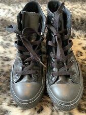 Convers Kids High Tops Size 13.5