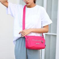 Womens Satchel Shoulder Bag Tote Messenger Cross Body Waterproof Handbag MA