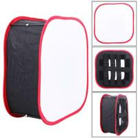 Universal Honeycomb Soft Light Box Foldable Softbox Diffuser for LED Soft Light