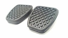 HONDA CIVIC (1973-1983) CLUTCH BRAKE PEDAL RUBBER PAD PAIR PR-01