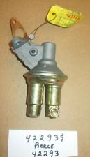 New Vintage Pierce 42293 fuel pump 1983 Ford Mercury 4 cylinder 1.6L engine 98cu