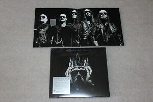 Katatonia - City Burials - CD + Autographs SIGNED !!  NEW