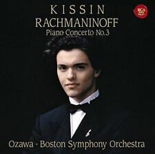 EVGENY KISSIN-RACHMANINOFF:PIANO CONCERTO NO.3 IN D...-JAPAN BLU-SPEC CD2 D20