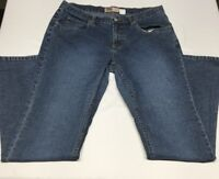 women's Old Navy Jeans The Best In Denim Size 12 Inseam 30'' blue jeans pants