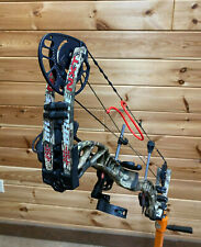 New 2020 PSE Brute Force NXT Bow Mossy Oak CAMO 70# RH Hunting Bow Package