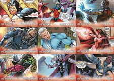 Marvel Avengers Kree-Skrull War ~ CHARACTER 9-Card Insert Set