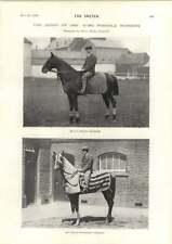 1898 quels Derby gagnants R T Dewar Perthshire Duke Devonshire Dieudonné