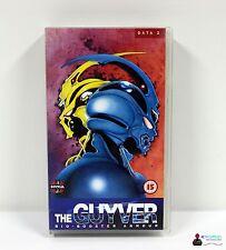 The Guyver-manga video-casete VHS-data Vol. 2