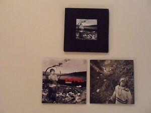 CD promo EIFFEL Tandoori 13 titres + plan média 6 pages dans pochette RARE