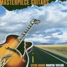 Howe,Steve and & Taylor - Masterpiece Guitars (NEW CD)