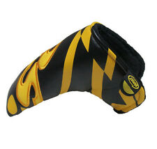 """""""Yes"""" Patterned Golf Blade Putter Cover Headcover For Scotty Cameron Ping Ansor"""