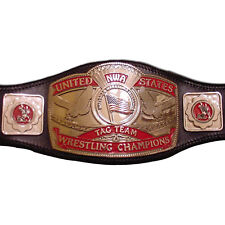 NWA U. S. Tag Team Title Replica Belt