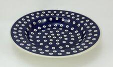 Bunzlauer Keramik Teller, Essteller,Suppenteller,tiefer Teller, ø 24cm(T133-70A)