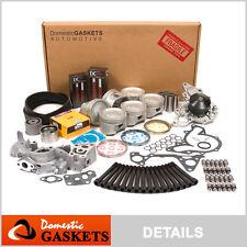 99-04 Mitsubishi Montero Sport 3.5 SOHC Complete Master Overhaul Engine Kit 6G74