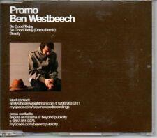 (AC977) Ben Westbeech, So Good Today - DJ CD