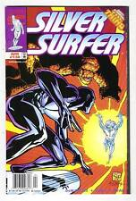 Silver Surfer #138 tough Newsstand Edition from Apr. 1998 in Fine+ condition