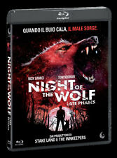 NIGHT OF THE WOLF - LATE PHASES - BLU RAY  BLUE-RAY