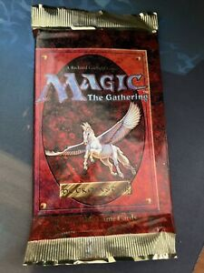 Misprint MTG: 4th EDITION Factory Sealed Booster Pack from Box - Magic - English
