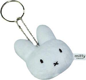 Miffy the Rabbit Plush Keyring Soft Toy Keychain Key Ring
