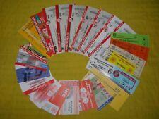 1 Ticket eigener Wahl 2017/18 HEIM Hallescher FC HFC Eintrittskarte Sammler
