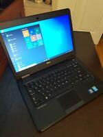 """For remote access Dell Latitude E5440 Laptop HD i5-4300U 14"""" HD 4GB 500GB Win10"""
