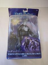 NRFB Mattel Harry Potter Lupin Werewolf Action Figure