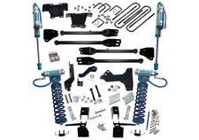 """17-19 Ford 6.7 6.7L Powerstroke Superlift 6"""" 4 Link Lift Kit w/ King Shocks"""