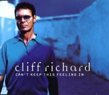 Cliff Richard Can't keep this feeling in (1998, #8863342)  [Maxi-CD]