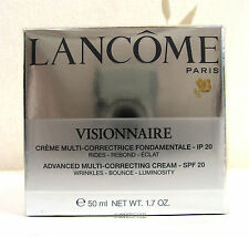 Lancome Visionnaire Advanced Multi Correction Cream 50ml + SPF20  Boxed & Sealed