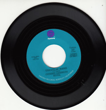 CREEDENCE CLEARWATER REVIVAL - TRAVELIN' BAND/WHO'LL STOP THE RAIN -  REISSUE 45