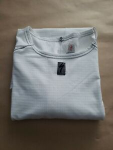 Specialized Men's Cycling Tech Short Sleeve White Tshirt Jersey Size XL